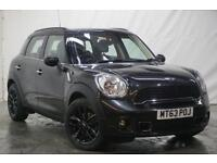 2013 MINI Countryman COOPER SD Diesel black Manual
