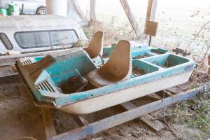 Paddle Boat $200