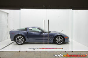 2011 Corvette Grand Sport Heritage Package 3LT Supercharged