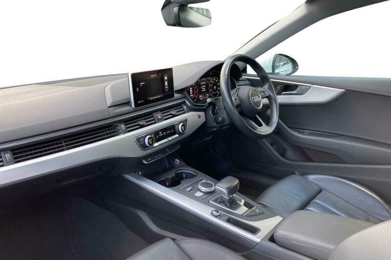 2017 Audi A5 Coup- Sport 2.0 TFSI  190 PS S tronic Auto Coupe Petrol Automatic