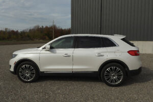 2016 Lincoln MKX Reserve,Mint cond. no accidents