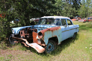 1955-6 Ford Cars for sale Prince George British Columbia image 6