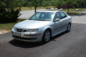 2006 SAAB 9-3 2.0T -- 5 Speed with Navigation etc. OWESOME!