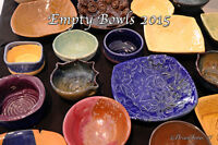 Timmins 5th Annual Empty Bowls Luncheon and Silent Auction