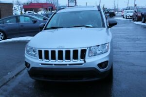 JEEP COMPASS 2011 MANUELLE NORTH EDITION 4X4