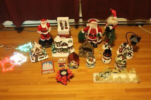 Christmas Decorations (various)