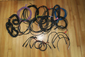 Whole Lotta Guitar and Instrument Cables
