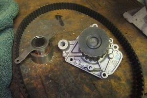 1994 Honda waterpump belt idler