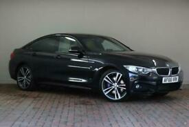 image for 2016 BMW 4 Series 420d [190] xDrive M Sport 5dr Coupe Diesel Manual