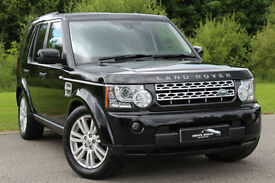 Land Rover Discovery 4 3.0SDV6 ( 255bhp ) 4X4 Auto 2012MY XS