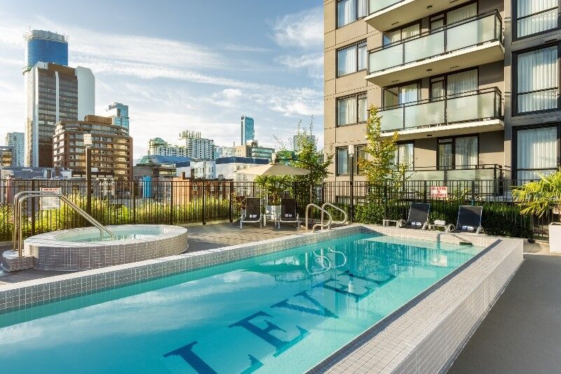 Fully Furnished Yaletown Condos - Level Furnished Living ...
