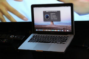 "MacBook Pro 13"" Mid 2012 / Core i5 /10 GB RAM / 120 GB SSD"
