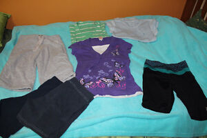 active wear women's small or girls 14