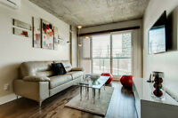 Beautiful Cozy and Luxurious condo in Griffintown