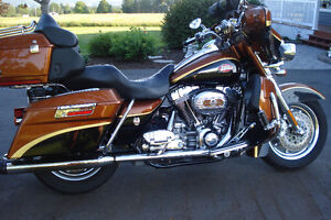 2008 Harley Davidson Ultra Classic Scream105th Anniversary Model