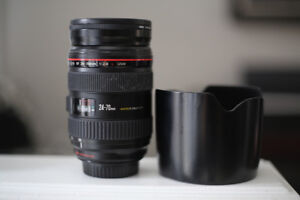 Canon 24-70 f2.8 L Mark i