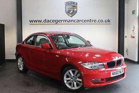 2010 60 BMW 1 SERIES 2.0 120D SPORT 2DR 175 BHP DIESEL