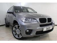 2012 61 BMW X5 3.0 XDRIVE30D M SPORT 5DR AUTOMATIC 241 BHP DIESEL