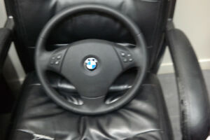 Volant de BMW E90 avec air bag