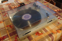 Table tournante Technics SL-B202 Turntable - Belt drive