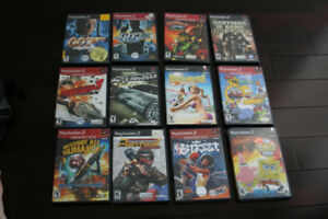 VIDEO GAMES PLAYSTATION PS2