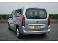 2020 Vauxhall COMBO LIFE 1.5 Turbo D Energy XL 5dr [7 seat] Estate Manual Estate