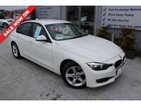 2012 62 BMW 3 SERIES 2.0 318D SE 4D 141 BHP DIESEL