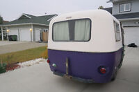 Tow my Boler Trailer to BC - I'll Pay You!