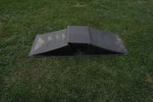 Skate Board Mini Ramp ***Reduced***