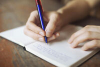 Editing and Proofreading - Native English, Fast, Reliable