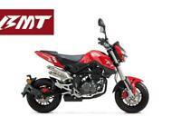 Benelli TNT 125c Naked Mini Bike learner legal mini bike paddock bike Motorcy...