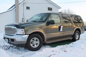 From Florida 7.3 l 2001 Ford Excursion Limited/Well Maintained