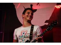 Qualified Teacher offering Professional Guitar/Bass/Ukulele Lessons in Leeds