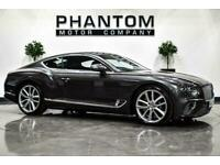 2019 Bentley Continental 6.0 W12 GT Auto 4WD 2dr Coupe Petrol Automatic