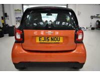 2015 15 SMART FORTWO COUPE 1.0 PASSION 2D 71 BHP