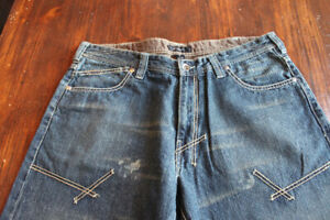 "SEAN JOHN Men's Jeans, Plus Size 38"" waist x 33"" inseam"
