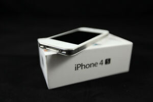 iPhone 4S Brand New in Box White Unlocked