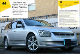 Nissan STAGEA 4WD AUTO RS4 RS FOUR 2.5 TURBO SUPER HIGH SPEC HIGH GRADE MINT!!