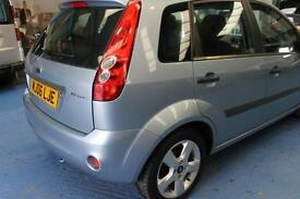 Ford Fiesta 1.4 2006.5MY Freedom