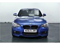 2013 BMW 1 Series 2.0 120d M Sport Sports Hatch 5dr Diesel Manual (s/s) (119 g/k