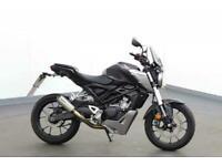 2018 Honda CBF 125 Motorcycle Petrol Manual