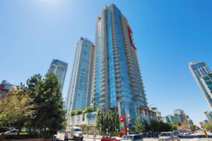 Burnaby Metrotown FURNISHED 2 Bed 2 Bath-StationSquare Tower 1