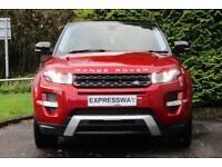 2013 Land Rover Range Rover Evoque 2.2 SD4 Dynamic Hatchback 5dr Diesel