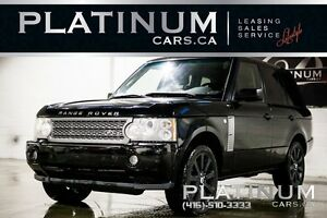 2008 Land Rover Range Rover HSE/ SUPERCHARGED/ NAVIGATION/ PANOR