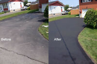 **LOOKING FOR EXPERIENCED DRIVEWAY SEALER**