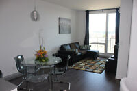 Gorgeous all-furnished 3.5 condo in the old port-2min from metro