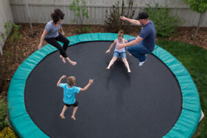 True North Trampolines - 20 Year Trampolines!