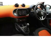 2016 smart fortwo coupe 1.0 Passion 2dr Coupe Petrol Manual