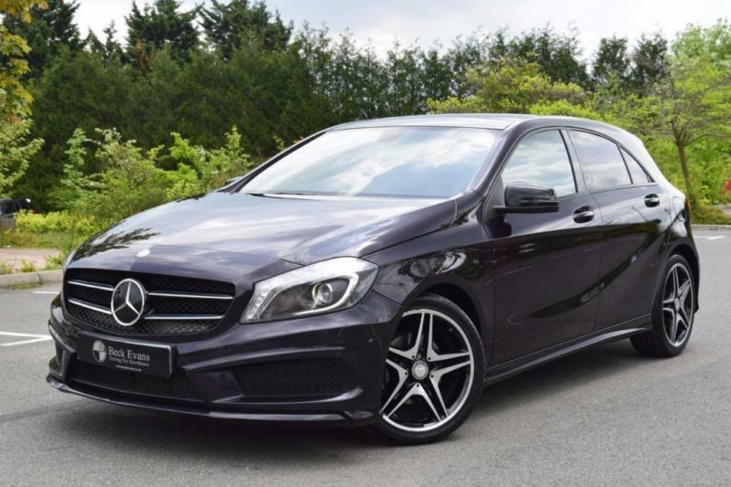 2014 64 mercedes benz a class 1 5 a180 cdi blueefficiency amg sport 5d auto 109 in sidcup. Black Bedroom Furniture Sets. Home Design Ideas