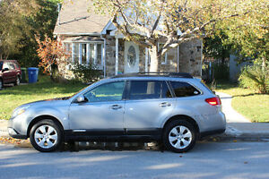 2011 Subaru Outback 2.5i Convenience West Island Greater Montréal image 2